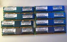 32 GB Ram Mac Pro 1.1, 2.1, 3.1 8 x 4GB PC2-5300F  667 MHz Micron