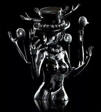 Kidrobot Black Series Yury Ustsinau Blueberry Vinyl Designer Urban Art Toy