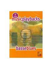 Partitions musicales et livres de chansons bas pour Blues