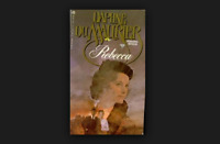 Rebecca  by  Daphne du Maurier FREE SHIPPING a paperback book  duMaurier