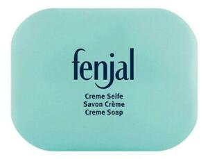 3 x FENJAL CLASSIC CLEANSE & CARE CREME SOAP 100G**Free Delivery**