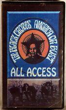 VHS LIVE CONCERT The Black Crowes HORDE FESTIVAL June 1995 AMORICA OR BUST