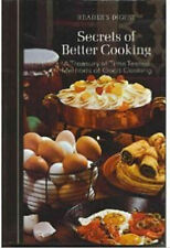 Readers Digest Secrets of Better Cooking HC 1973 1st Edition