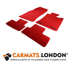Mini Cooper 2001 - 2006 Tailored Car Floor Mats (Deluxe Red)