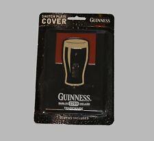 Guinness light switch plate cover Dublin Ireland 1759 trademark - NEW