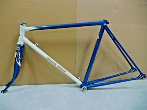 "Vintage Bicycle RALEIGH FRAME set 21.5"" for 26"" wheel Light Roadster NOS 1972"
