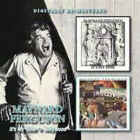 MAYNARD FERGUSON - IT'S MY TIME/HOLLYWOOD NEW CD