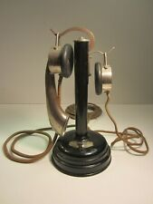 ANCIEN TELEPHONE THOMSON HOUSTON 1925/OLD PHONE/PTT/UNIS FRANCE/COMBINE ECOUTEUR