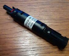 New listing Renogy 15 15A Mc4 Waterproof In-Line Holder W/Fuse, Black Garden &amp Outdoor