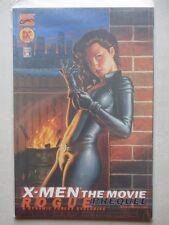 X-Men Movie Prequel - Rogue Concept Sketch DF Exclusive Ltd. To 2000 With COA