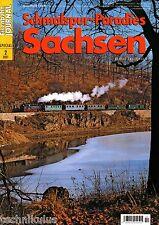 Eisenbahn Journal SPECIAL Heft Schmalspur-Paradies Sachsen (C7)