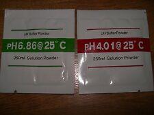 PH calibration solution buffer calibration fluid 0.0676 x8.5 oz