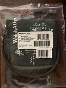 Welch Allyn Blood Pressure Cuff RPA-BPACC-02. Brand New. NEVER OPENED.