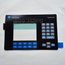 One For Allen Bradley PanelView 600 2711-K6C2L1 Membrane Keypad