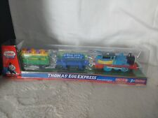NEW 2011 Target Excl THOMAS THE TRAIN EASTER EGG EXPRESS MOTORIZED Fisher Price