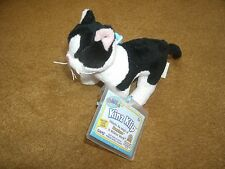 Ganz Kinz Klip BLACK & WHITE CAT (WE000687) new with unused tags ~ approx 4""