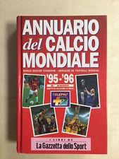 ANNUARIO DEL CALCIO MONDIALE 95/96