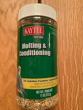 Kaytee Forti-Diet Molting & Conditioning for Small Bird 11oz