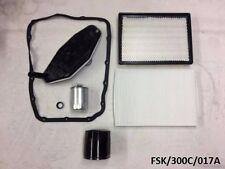 Filters Service KIT Chrysler 300C 5.7L & 6.1L 2008-2010 45RFE  FSK/300C/017A
