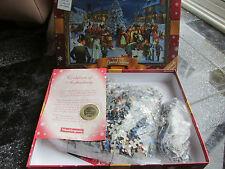 WADDINGTONS TWELVE DAYS OF CHRISTMAS JIGSAW PUZZLE 2006 COIN & CERTIFICATE LTDED
