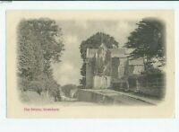 Postcard the Priory Wareham 1910 era Poole Bovington Corfe