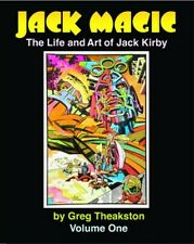 Jack Magic : The Life and Art of Jack Kirby TP