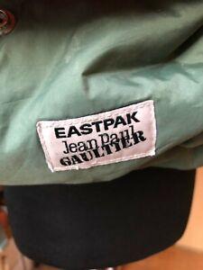 Eastpak Jean Paul Gaultier capsule for Eastpak Bomber Backpack Green rare 2015