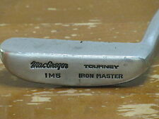 "Macgregor Tourney Iron Master IM5 35"" Putter Steel Excellent!!"