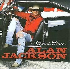 Good Time by Alan Jackson (CD, Mar-2008, Arista) BRAND NEW SEALED FREE SHIP  #24