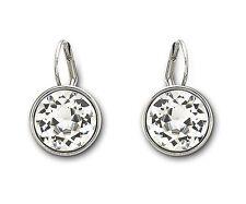 Swarovski Crystal BELLA Clear Pierced Earrings 883551