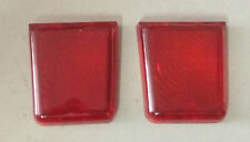 NOS Pair of Lucas Stop Tail Lens 575763 1957-1958 Minx & Gazelle--