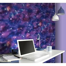 SPACE NEBULA CHILDRENS KIDS GIRLS BOYS TEENAGE WALLPAPER 273205 RASCH
