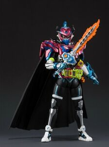 S.H.Figuarts Masked Kamen Rider BRAVE FANTASY GAMER LEVEL 50 Figure BANDAI NEW