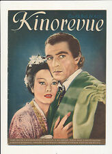 KINOREVUE 49/38 GARY COOPER FRED ASTAIRE JOAN CRAWFORD DIETRICH MORLAY