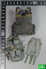 1:6 Scale Easy & Simple SAD Operation 26012 - SAPI Cut Plate Carrier w/ Backpack