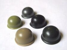 Brickarms M1 Steel Pot Helmet for WWII Custom Minifigures -Pick your Color!-