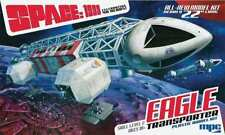 Space:1999 Eagle Transporter 1/48 scale skill 2 MPC plastic model kit#825