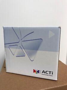 ACTi ACM-7411, 1.3MP D/N, Vari-focal Lens 1.3 MegapixelDay NightLens