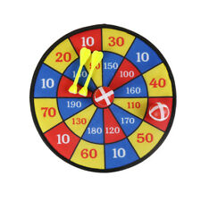 1set Fabric Dart Board Kid Ball Target Game Throwing Sport Xmas Gift Z