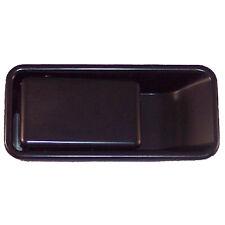 Outside Tailgate Handle - Rear Exterior Liftgate - Black