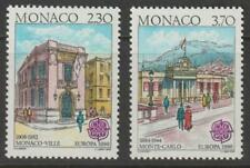 Monaco 1990 #1716-18 Europa Issue (Set of 2) - MNH