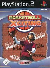 NEUF - jeu BASKETBALL XCITING sur playstation 2 sony PS2 en francais game new