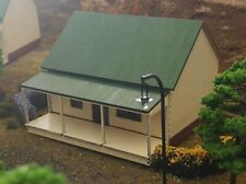 """N Scale - Laser Cut """"The Outback House"""" - SM022"""