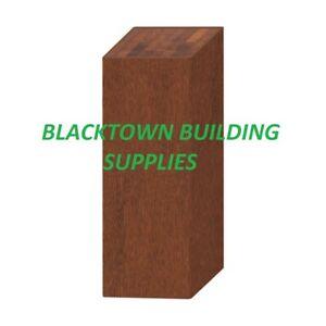 Merbau - Post 190 x 190 - Hardwood Timber - F27 - Solid Face - F/J Internal