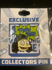 Marco Stunt Pin - Wrestling Crate Exclusive - AEW - Jurassic Express