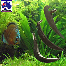 Small Crescent Sickle Aquatic Fishing Grass Sharp Cutter Knife Portable OFIS311