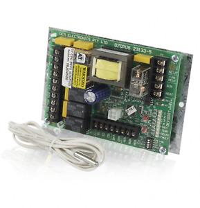 AIR CONDITIONER ACTRON D7CPU CONDENSER MANAGEMENT PCB - D7CPU, D7CPUR5-1