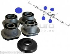FOR TOYOTA LAND CRUISER AMAZON 1998-2007 POWER STEERING RACK BUSHES / BUSH KIT