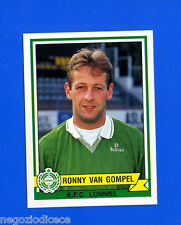 FOOTBALL 94 BELGIO Panini-Figurina -Sticker n. 213 - VAN GOMPEL - LOMMEL -New