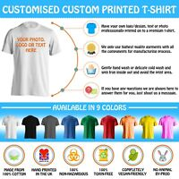 PERSONALISED CUSTOM TEE, T-SHIRT, STAG HEN, PHOTO/IMAGE, ANY TEXT, ANY NAME